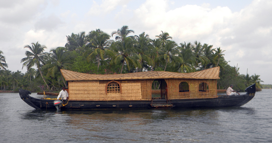 Riceboat Cruise from Coconut Island